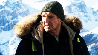 'Cold Pursuit,' Liam Neeson's Killer Snow Plow Movie, Is A Bizarre And Surreal Experience