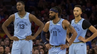 The Grizzlies Didn't Trade Mike Conley With The Hopes He'll Mentor Jaren Jackson Jr.