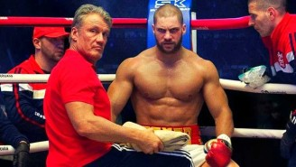 'Creed II' Almost Featured A Fight Scene Between Rocky And Drago