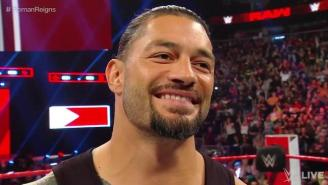Roman Reigns Returned To Raw And Ratings Jumped To A Six-Month High