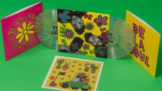 De La Soul's Pioneering Debut, '3 Feet And Rising,' Is Being Reissued For Its 30th Anniversary