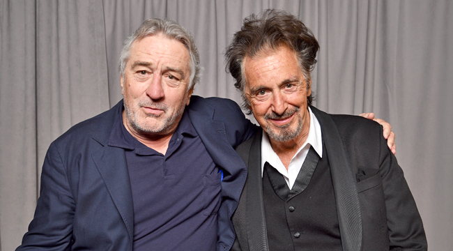 Netflix & Scorsese's 'Irishman' Aggressively De-Ages ...