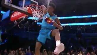 Hamidou Diallo Jumped Over Shaq And Did A Vince Carter Elbow Dunk