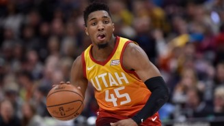 Donovan Mitchell Is Adjusting To Being The Man In Utah With The Full Support Of His Teammates