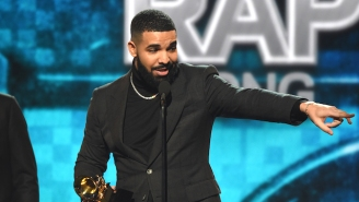 Drake's Reacts To His Grammy Acceptance Speech Getting Cut Off: 'Too Raw For TV'