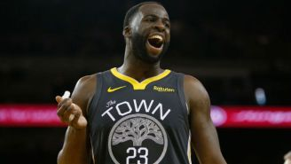 Draymond Green's Son Was Flopping So He Told Him To Stop Watching The NBA