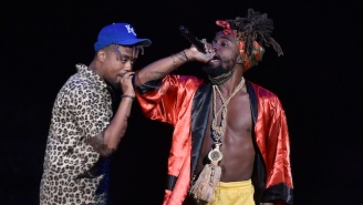 Young Thug Swoons And Croons On Earthgang's Trap Love Letter, 'Proud Of U'