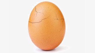 Instagram's 'World Record Egg' Was Actually A Sly Mental Health PSA