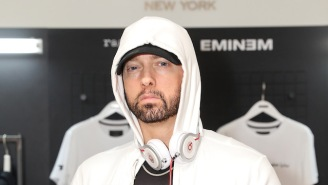 Eminem Is Challenging Comedian Chris D'Elia To A Rap Battle