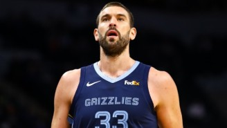 Marc Gasol Says 'Thank God' The Grizzlies Ignored His Desire To Stay In Memphis