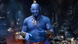 Will Smith Makes His Debut As The Genie In The New 'Aladdin' Teaser