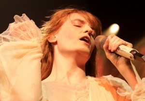 Florence And The Machine Announced A North American Tour With Blood Orange, Perfume Genius, And Others