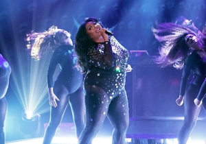 Watch Lizzo's Showstopping Performance Of 'Juice' On 'The Tonight Show'