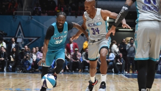 Famous Los Put On A Show At The 2019 NBA All-Star Celebrity Game