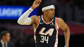 The Sixers Reportedly Pulled Off A Six-Player Trade To Acquire Tobias Harris From The Clippers