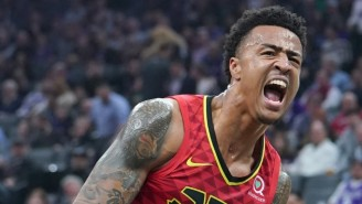 John Collins Is Hoping To Mix Power And Flourish In His Slam Dunk Contest Performance