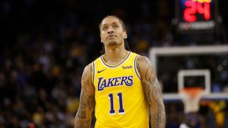 Former Laker Michael Beasley Is Reportedly Signing With The Guangdong Southern Tigers