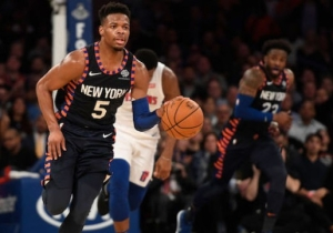 'Careless Plays' Were At The Center Of The Knicks' Latest Home Loss