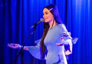 Kacey Musgraves Says That Her Album Of The Year Grammy Nomination Gave Her Hope