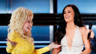 Kacey Musgraves, Maren Morris, Katy Perry, And More Set To Perform At The Grammys' Dolly Parton Tribute