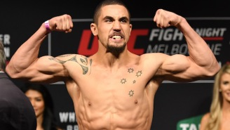 Dana White Said Robert Whittaker's Injury Could Have Been 'Fatal' If He Fought At UFC 234