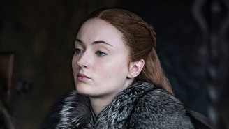 It Sounds Like Sansa Stark Is Getting A Major Costume Change For 'Game Of Thrones' Season 8