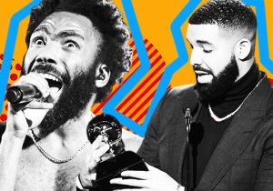 Why Rappers Won't Be Satisfied With The Grammys Until Hip-Hop Wins Album Of The Year