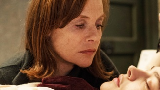 Isabelle Huppert Is Fantastic As A Psychopathic Friend Who's Too Much To Handle In The Puzzling 'Greta'