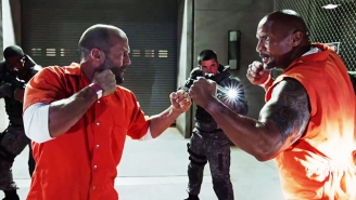 'Hobbs & Shaw' Trailer Breakdown: The Rock, Statham, And A Superhuman Idris Elba(?!)