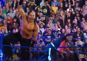 Matt Hardy Made A Surprise Return On WWE Smackdown Live