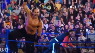 Matt Hardy Made A Surprise Return On WWE Smackdown Live