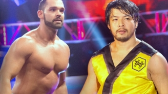 WWE Has Officially Released Hideo Itami And Tye Dillinger