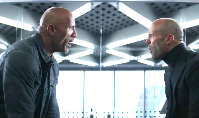 Jason Statham: 'X-Rated' Material Was Cut From 'Hobbs And Shaw'