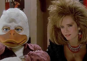 Kevin Smith's 'Howard The Duck' Enlists A Familiar Voice For A Secret Role