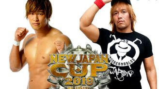 NJPW Announces New Japan Cup Lineup, Including A Released WWE Superstar