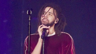 J. Cole Has Thoughts On Cardi B's 2019 Grammy Wins — And Travis Scott's Losses