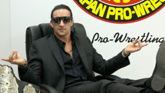 NJPW's Jay White Addressed His Upcoming Title Defense At Madison Square Garden G1 Supercard