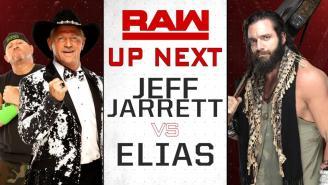 Jeff Jarrett Set A Unique Record On Tonight's WWE Raw