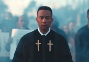 John Legend Puts Actions Behind His Words In The Uplifting Video For 'Preach'