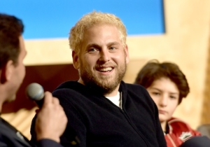 Jonah Hill Apparently Directed A Vampire Weekend Video At A Manhattan Restaurant