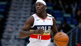 The Pelicans Reportedly Have 'No Interest' In Trading Jrue Holiday