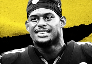 JuJu Smith-Schuster Tells Us The Team He 'Definitely' Wants To Win The Super Bowl