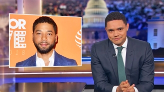 Trevor Noah Points Out The 'Silver Lining' In Jussie Smollett's Arrest