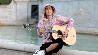 Justin Bieber Opens Up About His 'Pretty Dark' Problems With Drugs And Sex, Says 'Thinking About Music Stresses Me Out'