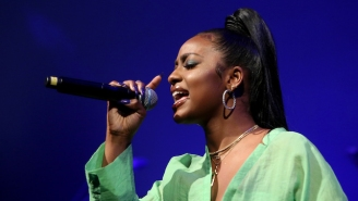 Justine Skye Outs Sheck Wes As Her Abuser, Accusing Him Of Stalking Her And Her Friends