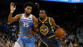 Kevin Durant Praised Marvin Bagley's Huge Game After The Warriors Beat The Kings