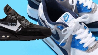 SNX: The Five Hottest Shoes Dropping The First Week Of February, Cop The Air Max Light OG Colorway Early!