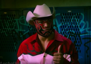 A Wrestler Filed A Dispute Against El Rey And Lucha Underground's Production Company