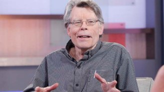 People Are Seriously Bummed Out By This Note Found In A Used Stephen King Book
