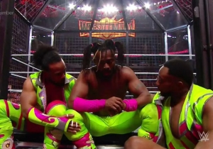 Daniel Bryan Retained At WWE Elimination Chamber, But Kofi Kingston Made Their Match Unforgettable